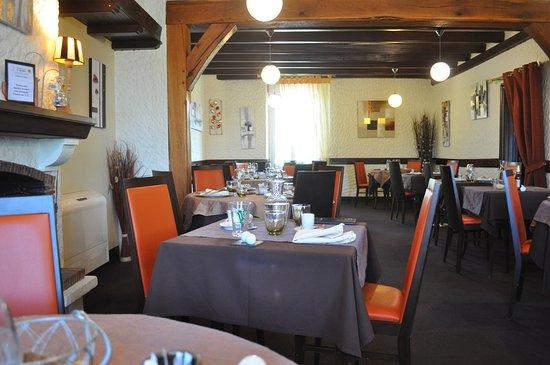 Salbris, Francia: Salle à manger