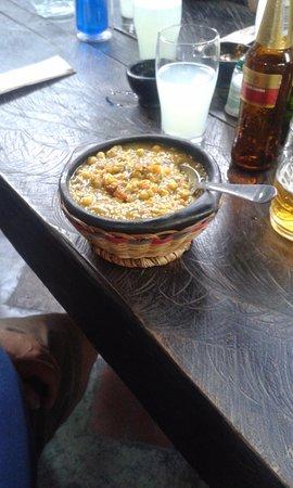 Los comedores rústicos - Picture of Anastasio Restaurante Bar, Santa ...