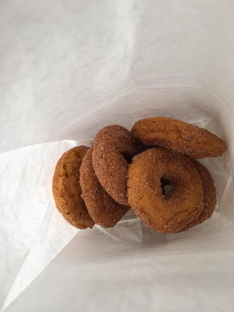 Great Valley, État de New York : Pumpkin Donuts
