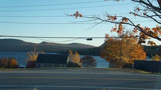 Westmore, VT: View from the parking lot!