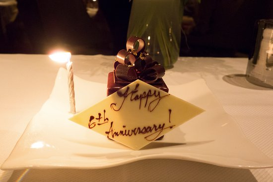 Jean Georges: Chocolate mousse cake