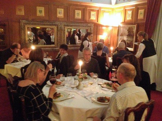 Tasting dinner at Scholars in Drogheda