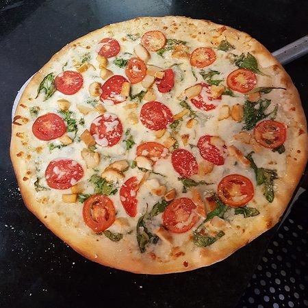 Хайалия, Флорида: Manhattan Pizza Place