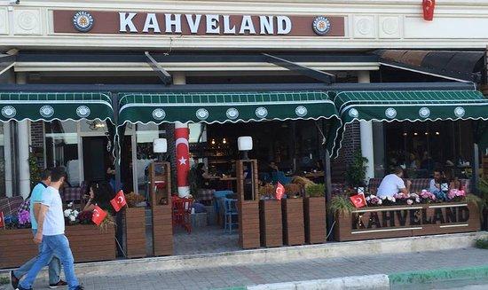 Mudanya, Τουρκία: Deniz manzaralı kahve keyfi
