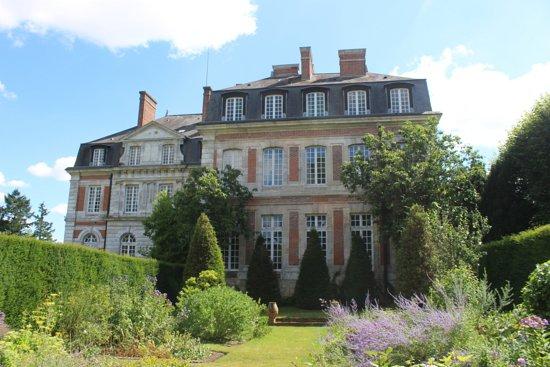 Parc et Jardins du Chateau de Fontaine-la-Soret