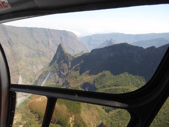 Saint-Gilles-Les-Bains, Reunion Island: Le col des boeufs
