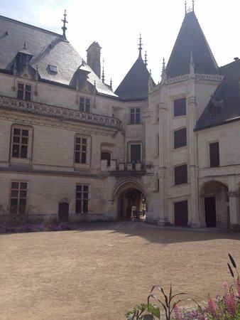 Centre-Val de Loire, France : The chateau