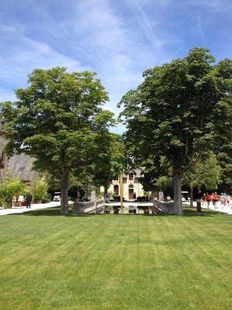 Centre-Val de Loire, France : chateau