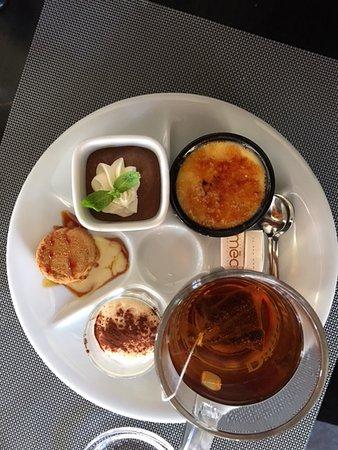 Tourcoing, Francia: thé gourmand au Paradoxe