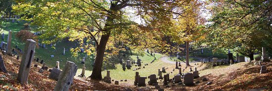 Auburn, Estado de Nueva York: Fort Hill Cemetery