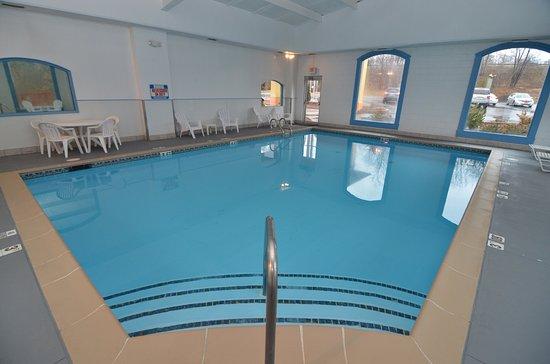 White Haven, Pensilvanya: Indoor Pool