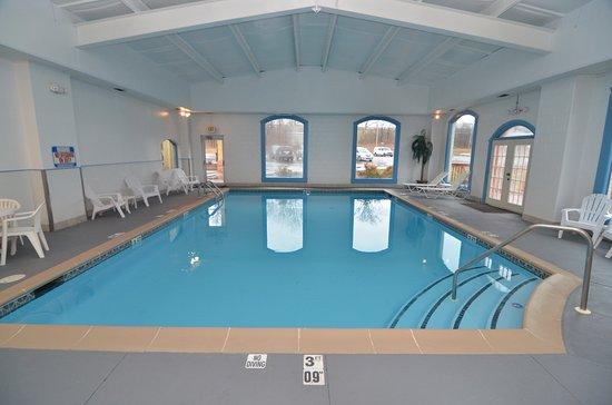 White Haven, Pensilvanya: Heated Indoor Pool