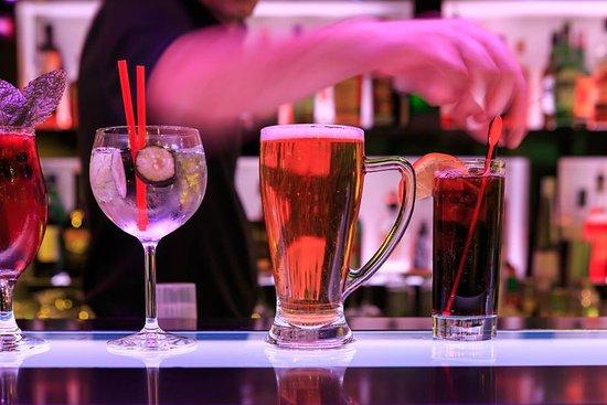 Vale do Lobo, Portugal: A wide range of drinks options