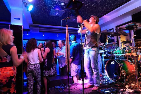 Vale do Lobo, Portugal: Live music and entertainment