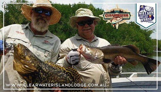 Clearwater Island Lodge: Million Dollar Fish