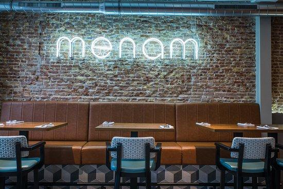 Nijkerk, Нидерланды: De naam in Neon
