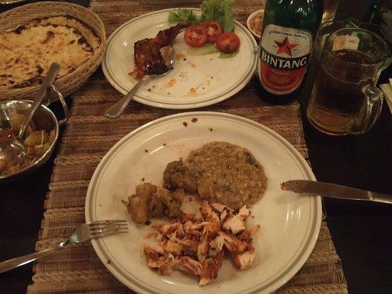 Sari Agung Restaurant & Bar: Sari Agung restaurant