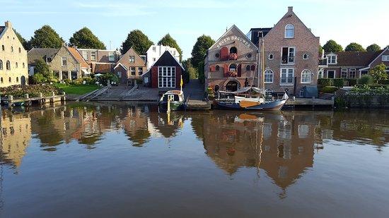 Dokkum, Nederland: Perfect plaatje