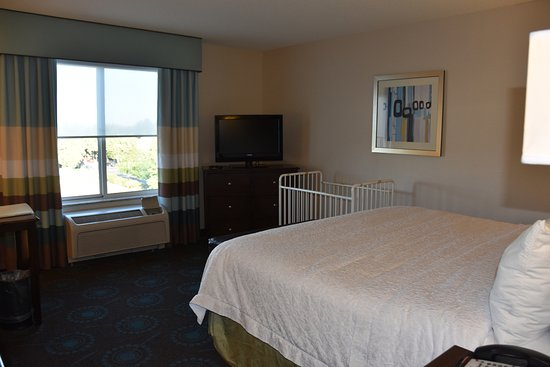 Suisun City, CA: Hampton Inn and Suites