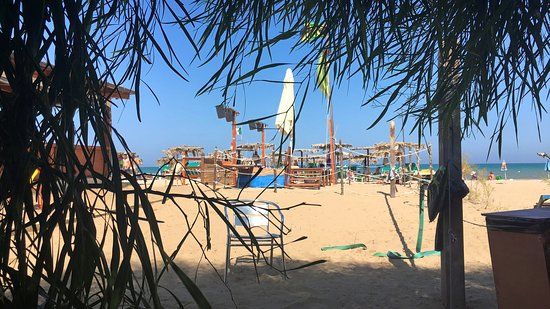 Ultima Spiaggia beach