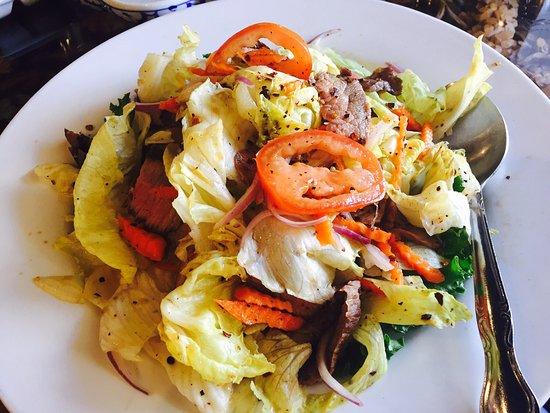 Thai tea. - Picture of Thai Kitchen, Baton Rouge - TripAdvisor