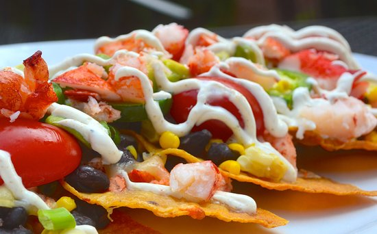 Lakewood, OH: Lobster Nachos