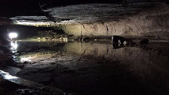 Howes Cave, Estado de Nueva York: Secret reflections
