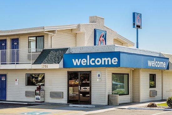 Motel 6 Richland - Kennewick: Exterior