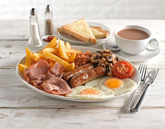 eagle hind pub all day breakfast