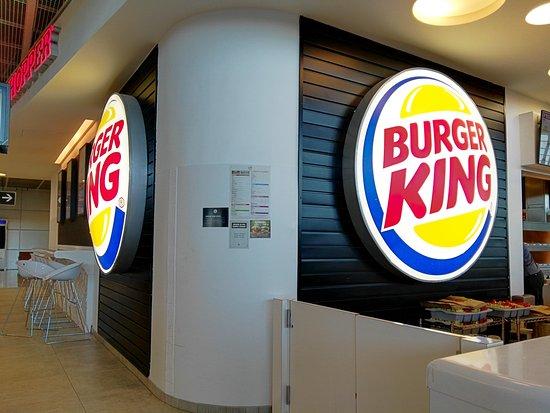 Marignane, France : Burger King