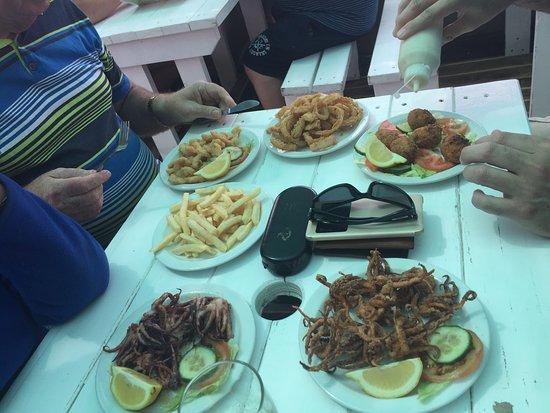 Stilbaai, Afrika Selatan: Viking Fishing Anchor Restaurant