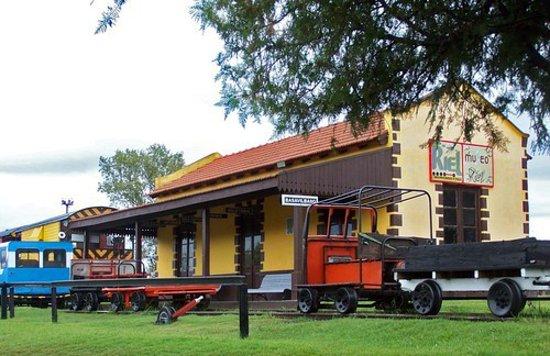 Basavilbaso, Argentina: Museo Riel