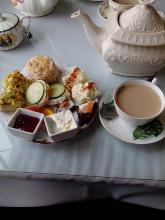 The Ploughcroft Tea Room: Elizabethan Tea