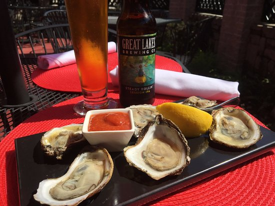 Lakewood, OH: Oysters