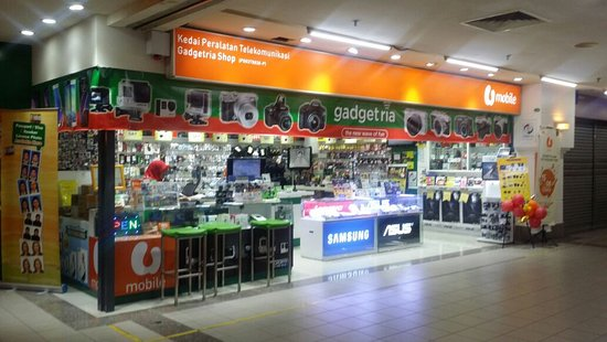 Perai, Malasia: Outlets at Megamal Pinang