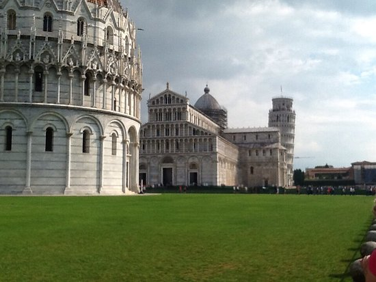 City Sightseeing Pisa
