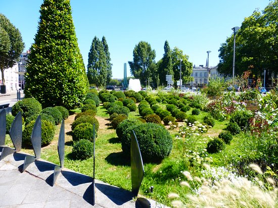 jardin des plantes picture of jardin des plantes nantes tripadvisor. Black Bedroom Furniture Sets. Home Design Ideas