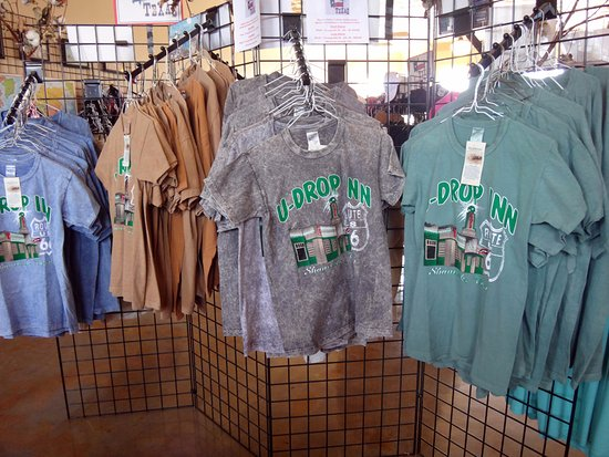 Shamrock, TX: T-shirt anyone?