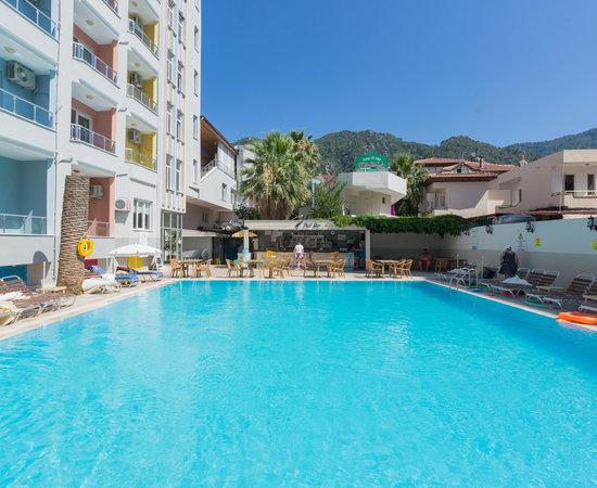 Vela Hotel Icmeler 3 (Icmeler, Marmaris, Turkey): description and reviews of tourists