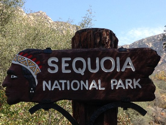 Three Rivers, Californië: Sequoia and Kings Canyon National Parks