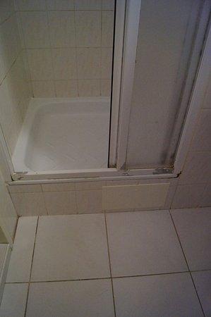 Hotel Gejzir: kúpeľňa