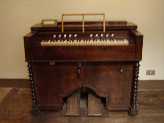 Museo Donizettiano: il suo pianoforte