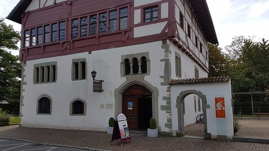 Reichenau, Jerman: Local history museum