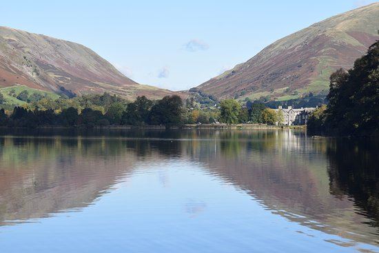 Grasmere, UK: The lake!