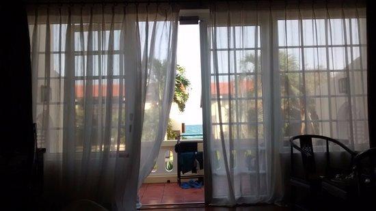 Victoria Hoi An Beach Resort & Spa: Room with a veiw