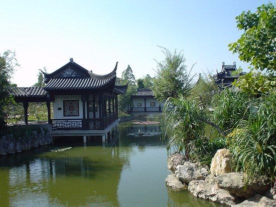 Zhongshan, Cina: 景色優美.