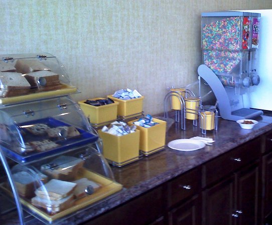 Bridgewater, NJ: Bread, Bread and more Bread!..Don't expect find oatmeal, it's in the safe!