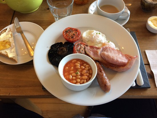Little Leaf Guest House: Fantastic breakfast