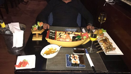 Bluefin Japanese Fusion and Lounge