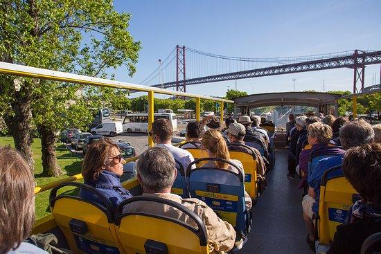 Yellow Bus Tours Lisbon